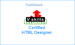VSkills Certified HTML Designer