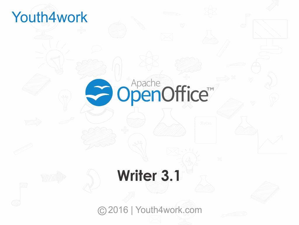 Writer 3.1 Online Course