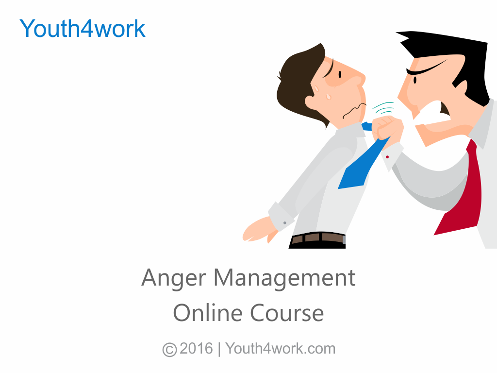 Anger Management Online Course