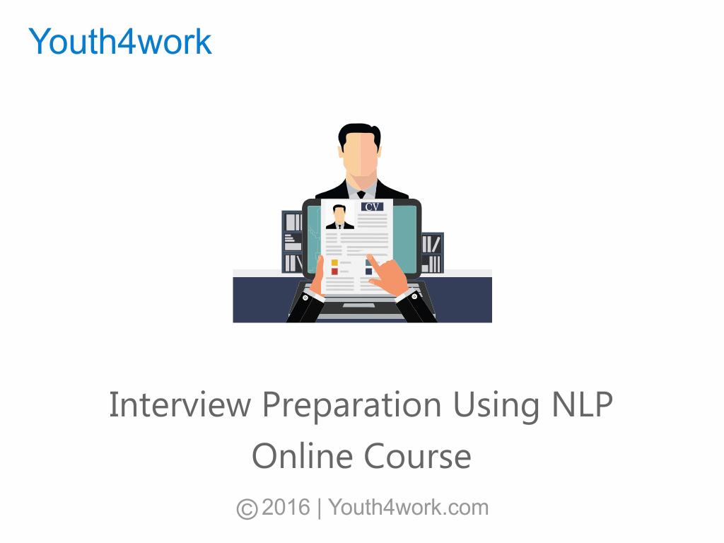 Interview Preparation using NLP