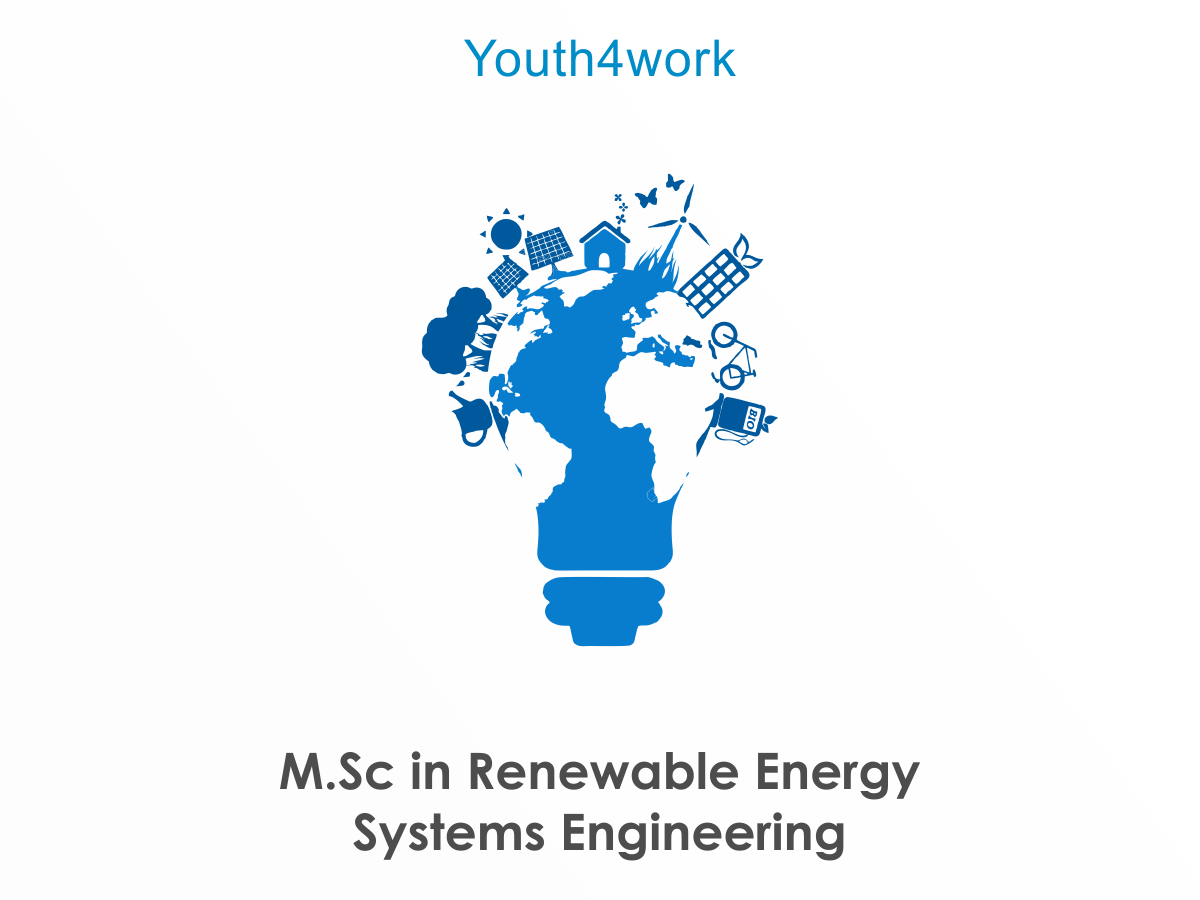 M.Sc in Renewable Energy Systems Engineering