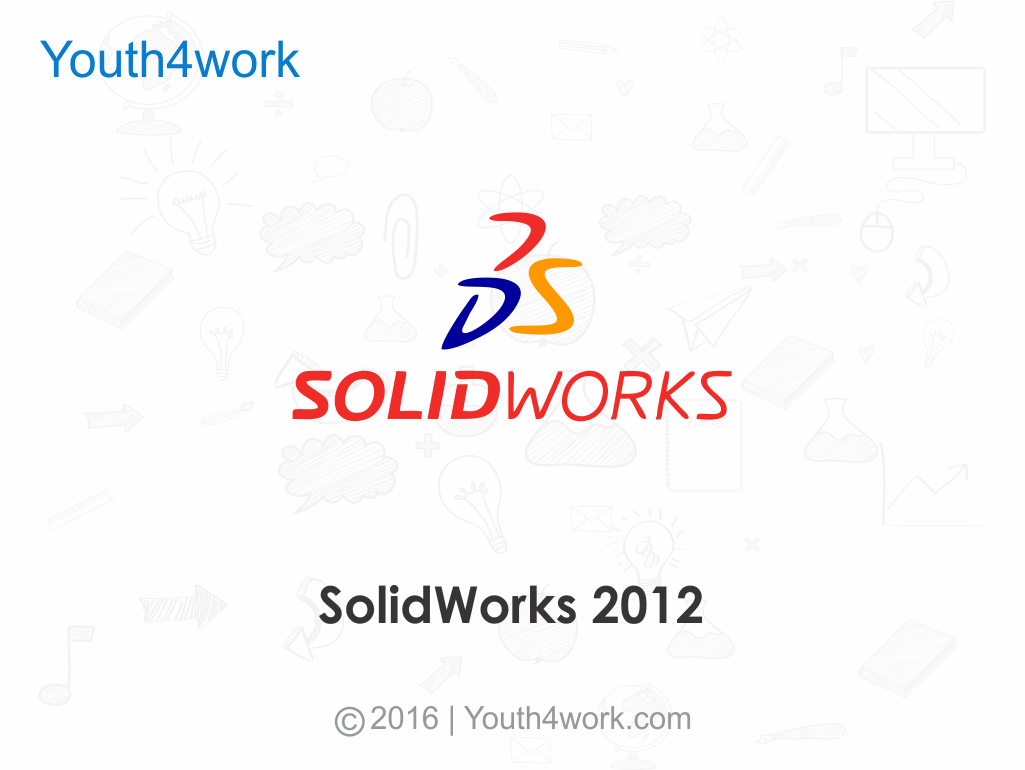 SolidWorks 2012 Online Course