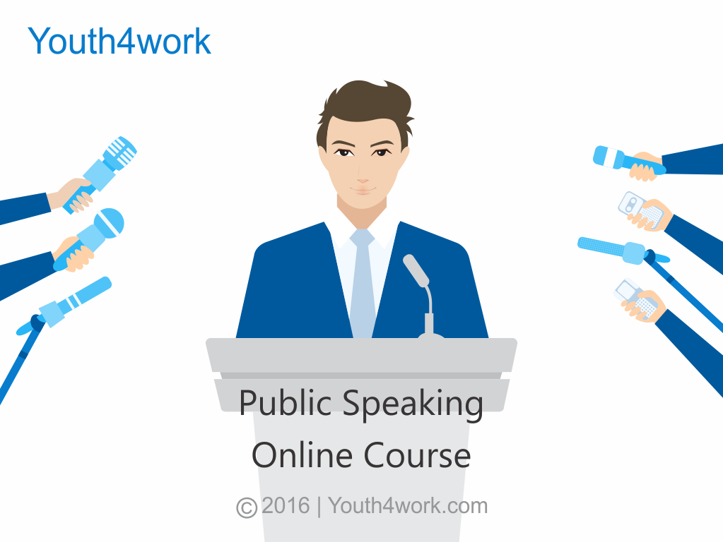 Public Speaking Online Course