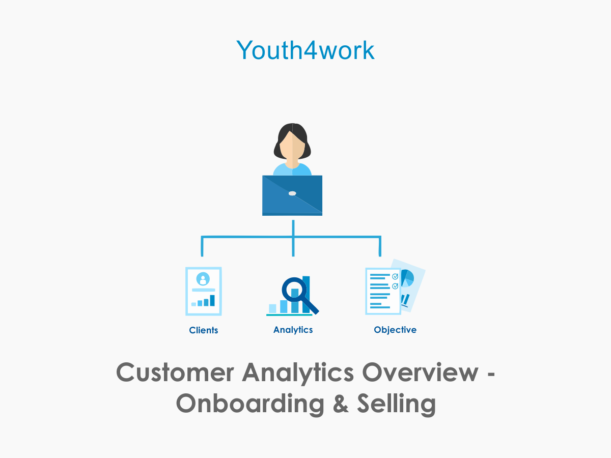 Customer Analytics- Onboarding and Selling