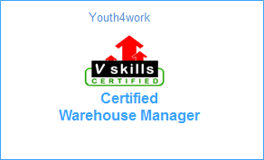 VSkills Certified Warehouse Manager