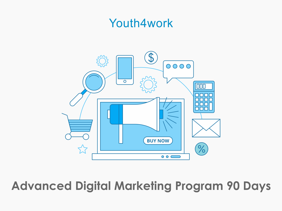Advanced Digital Marketing Program 90 days
