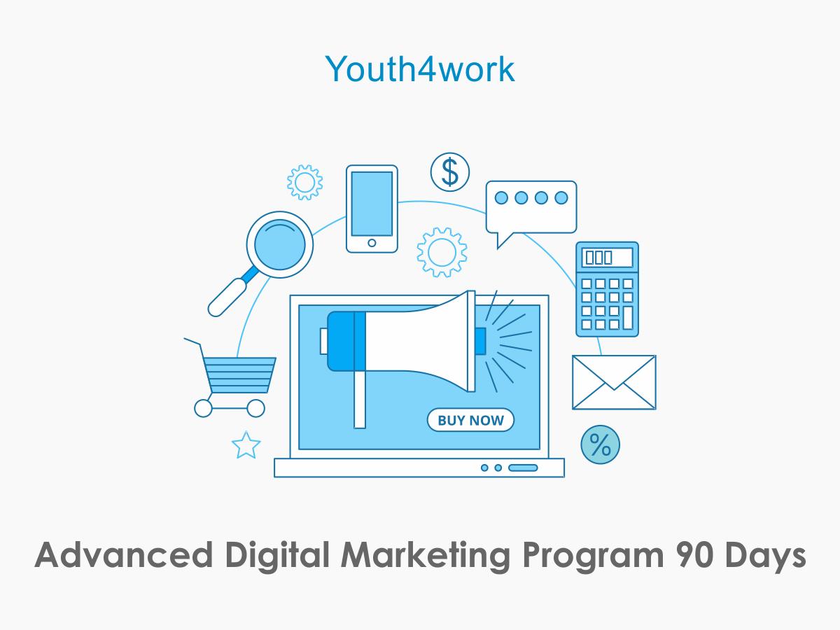 Advanced Digital Marketing Program 90 days