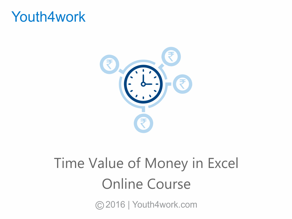 Time Value of Money in Excel