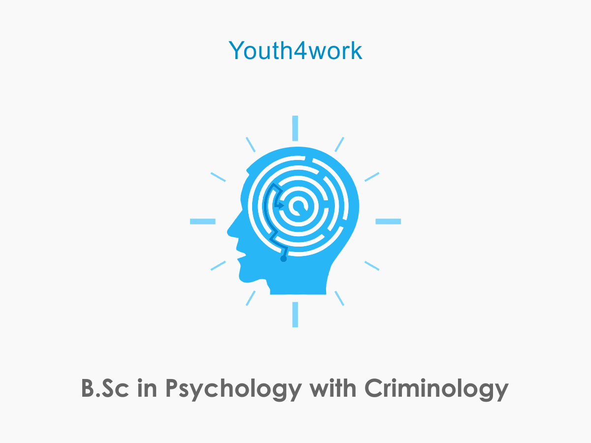 B.Sc in Psychology with Criminology from University of Sussex (UK)