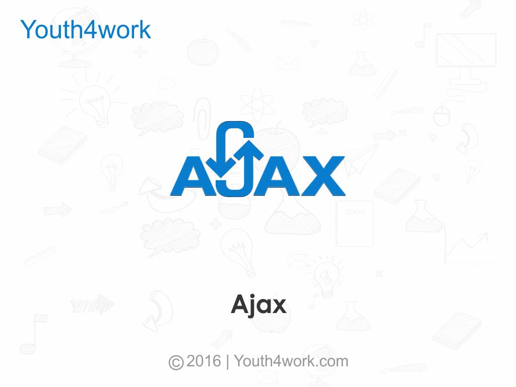 Ajax Online Course