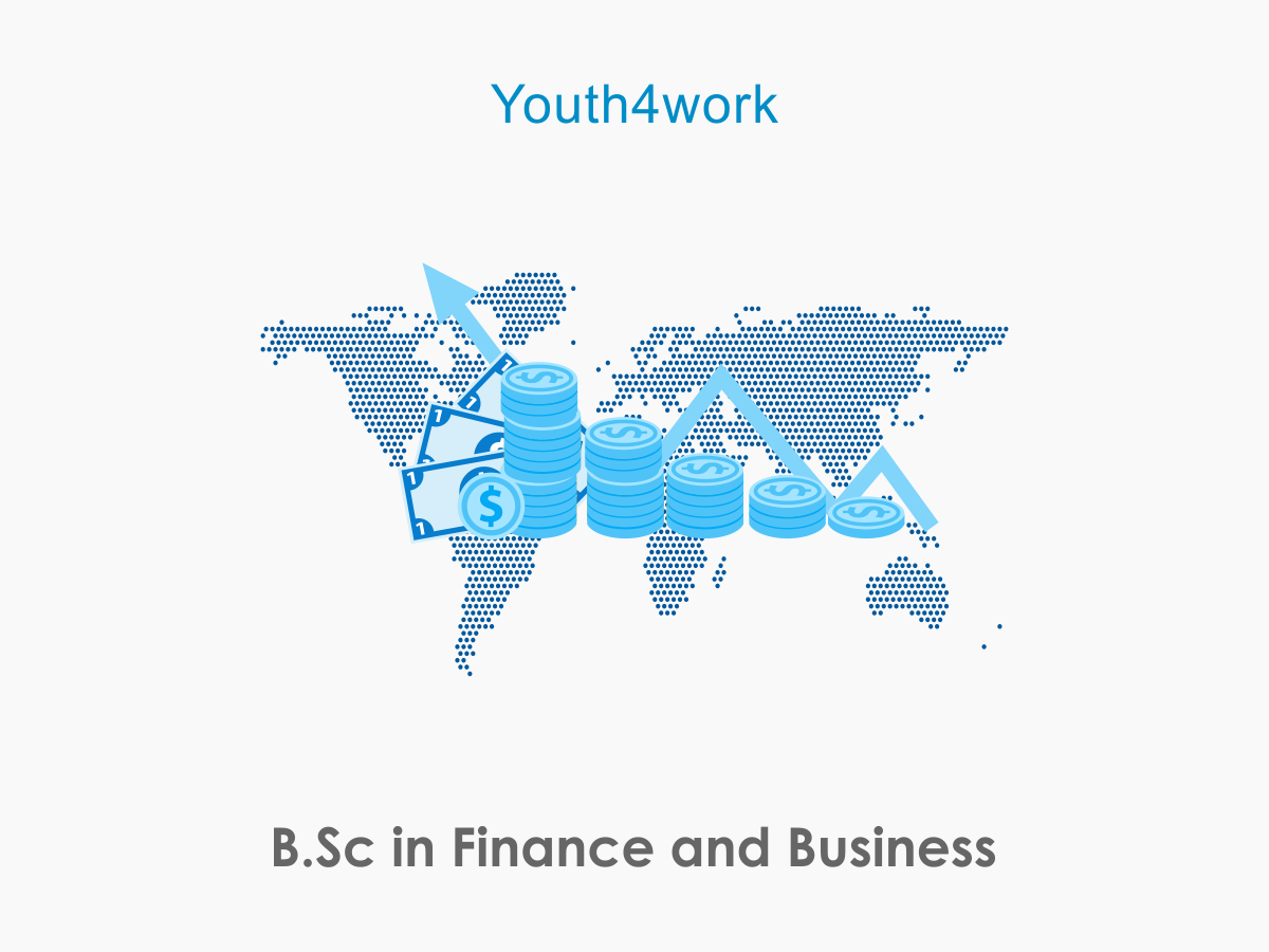B.Sc in Finance and Business from University of Sussex (UK)