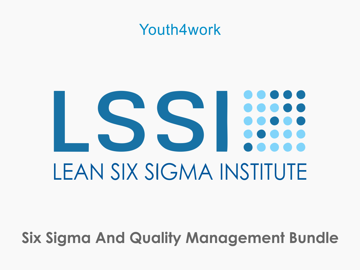 Six Sigma and Quality Management Bundle