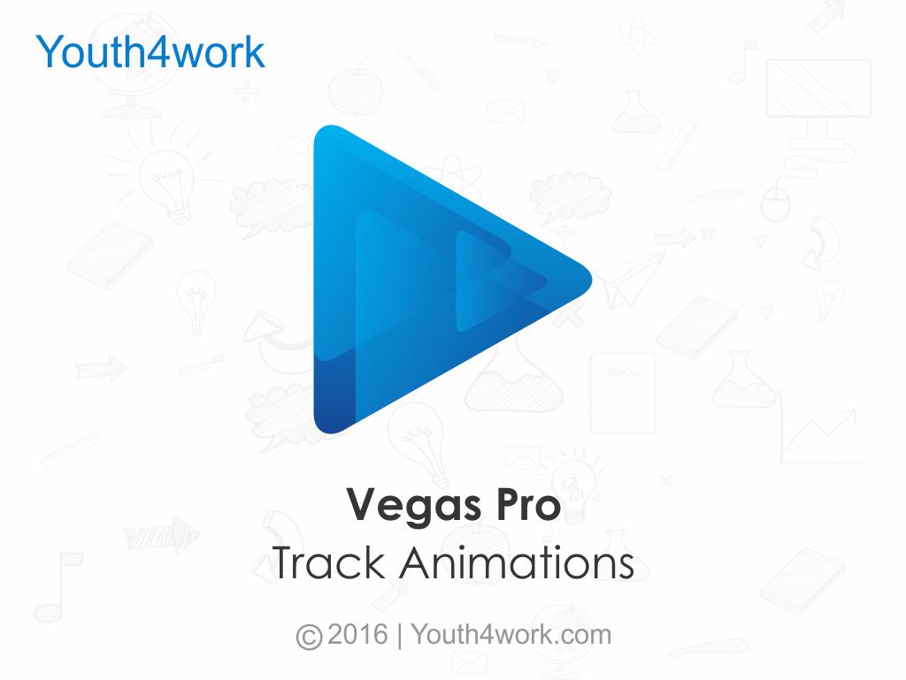 Vegas Pro Track Animations