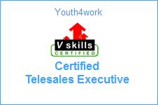 VSkills Certified Telesales Executive