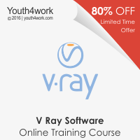 V Ray Software Online Training Course