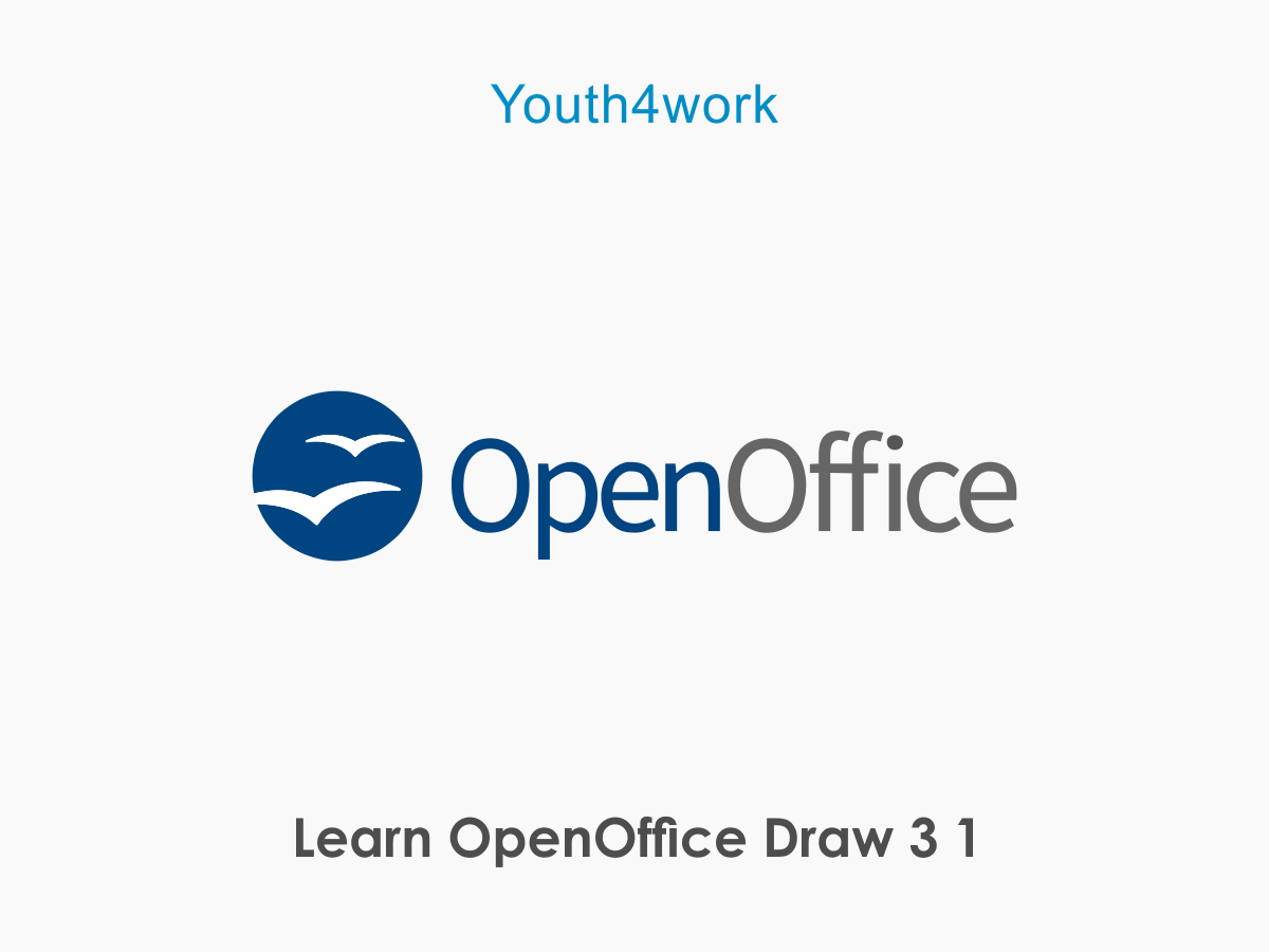Learn OpenOffice Draw 3.1