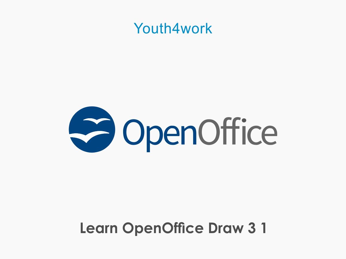 Learn OpenOffice Draw 3.1