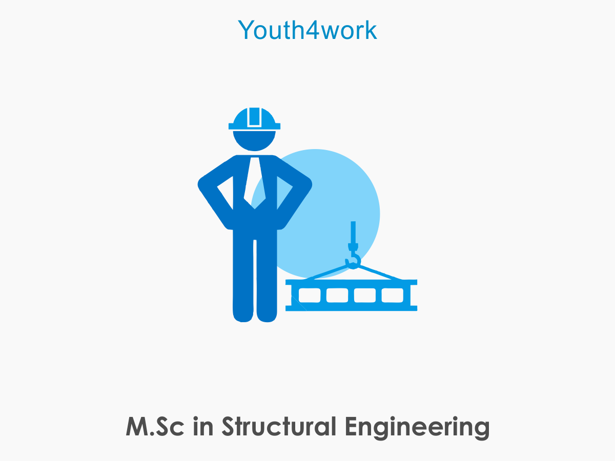 M.Sc in  Structural Engineering