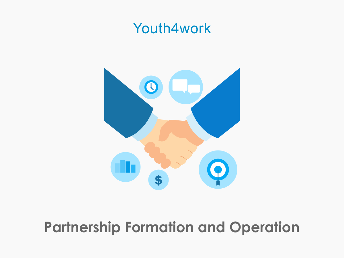 Partnership Formation and Operation