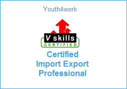 VSkills Certified Export Import Professional