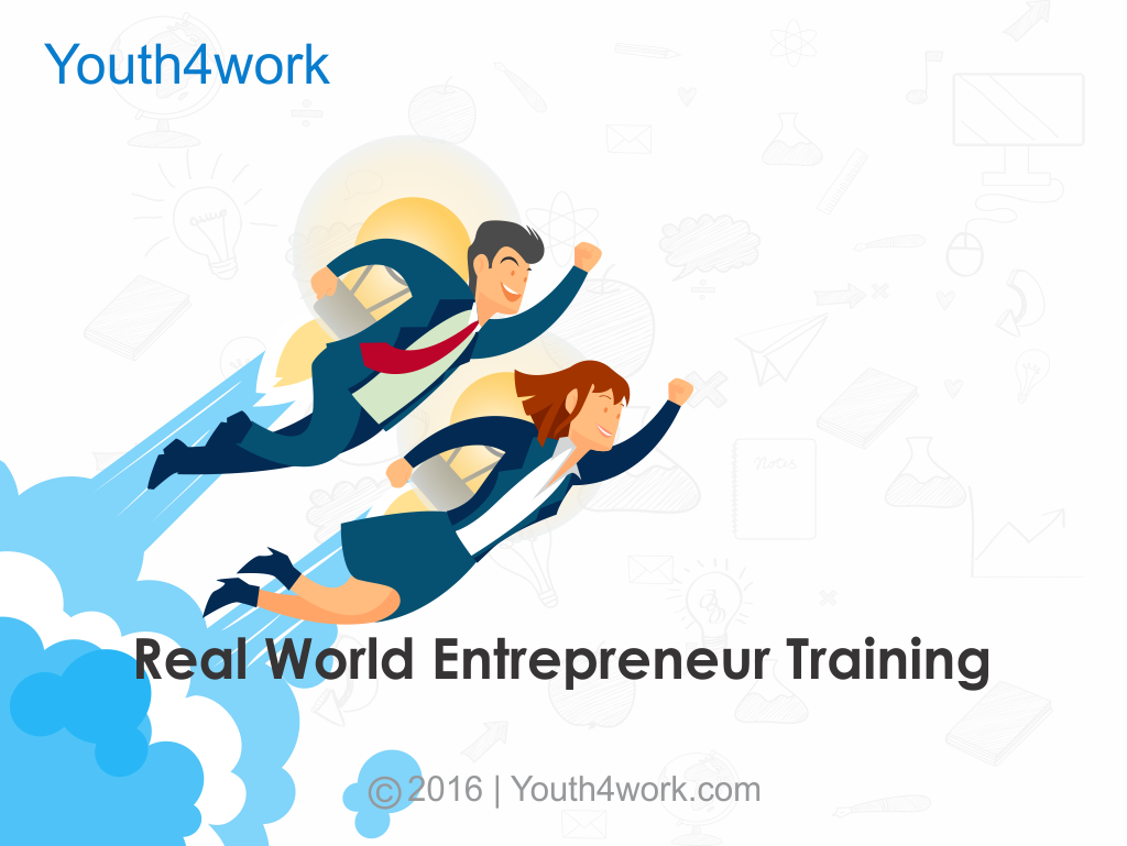 Real World Entrepreneur Training