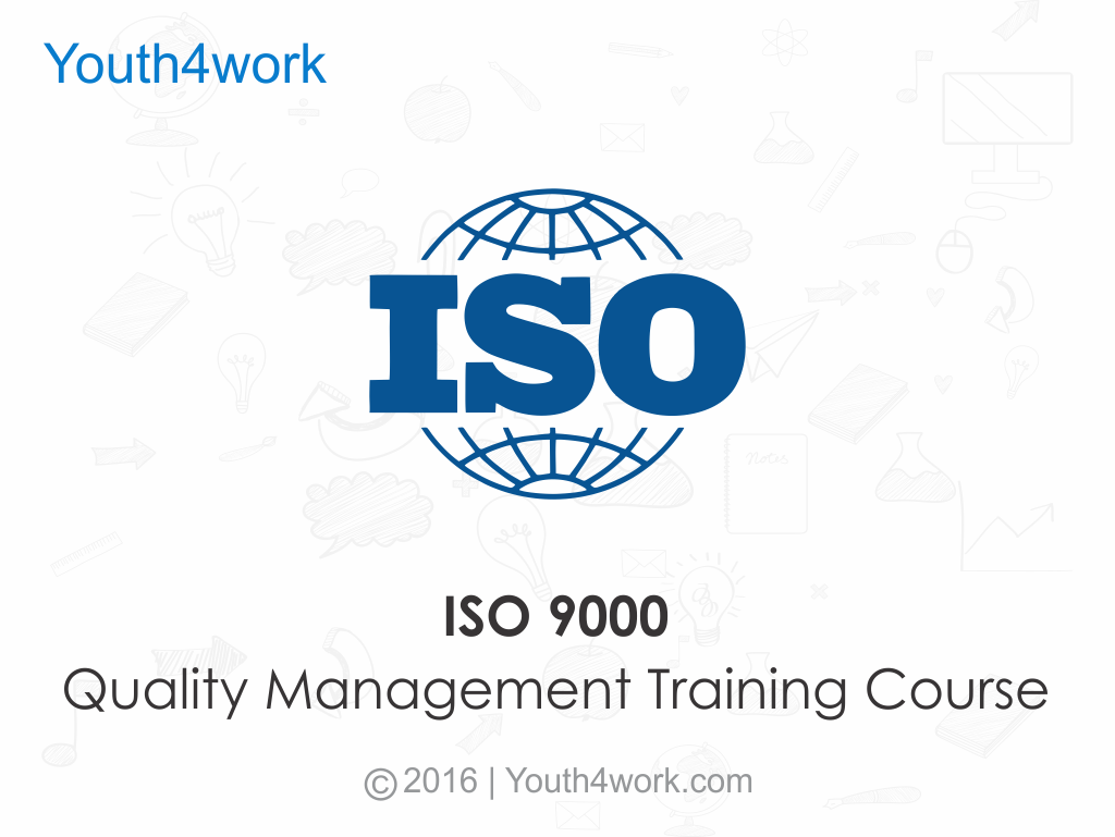 ISO 9000 Quality Management Training Course