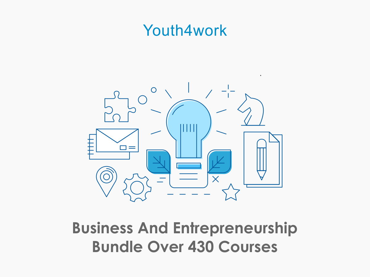 Business and Entrepreneurship Bundle Over 430 Courses