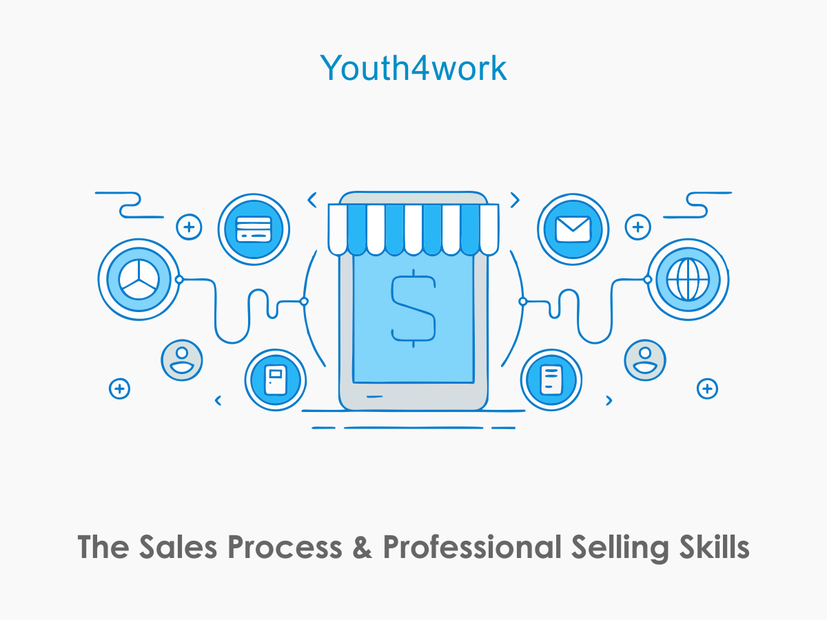The Sales Process and Professional Selling Skills