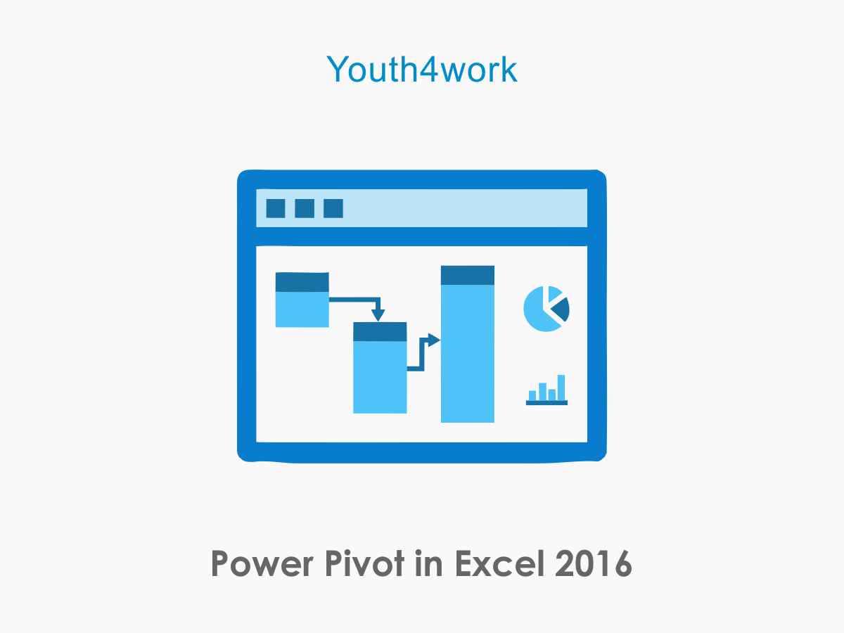 Power Pivot in Excel 2016