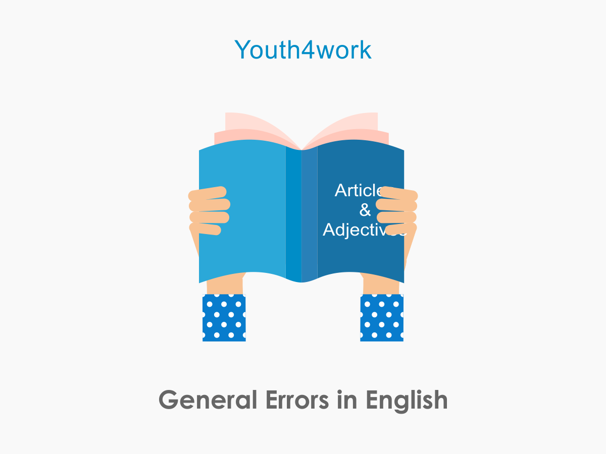 General Errors in English