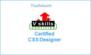 VSkills Certified CSS Designer