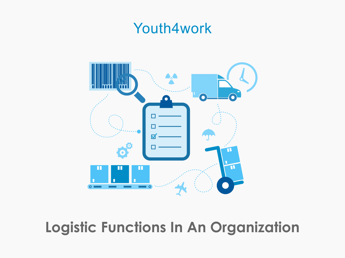 Logistic Functions In An Organization