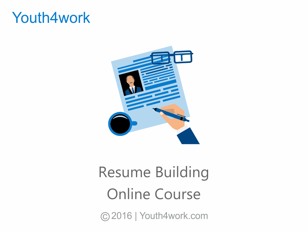 Resume Building Online Course