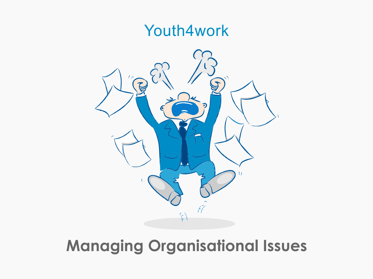 Managing Organisational Issues