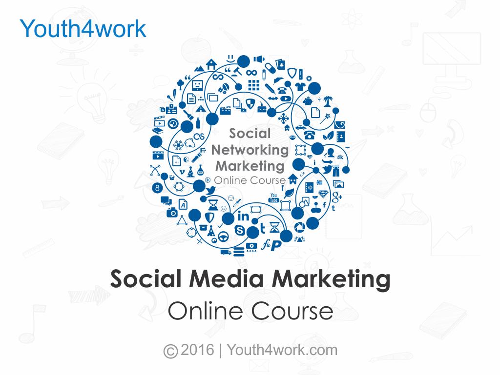 Social Media Marketing Online Training