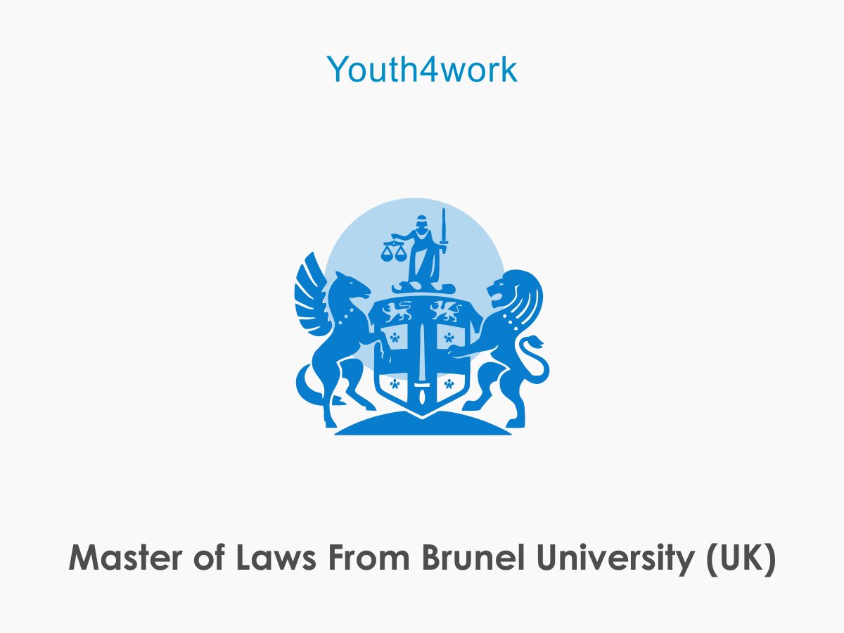 Master of Laws From Brunel University