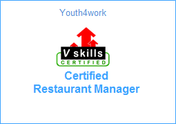 VSkills Certified Restaurant Manager