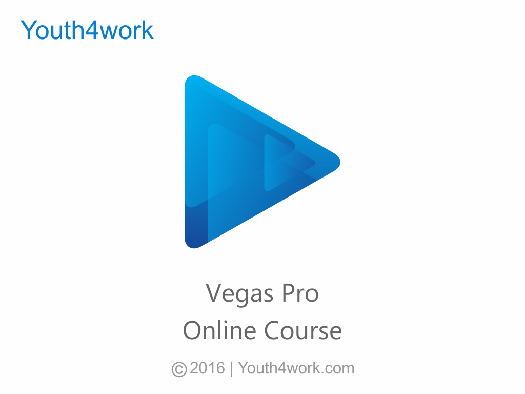 Vegas Pro Online Course