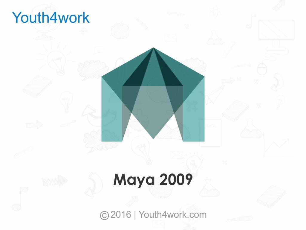 Maya 2009 Online