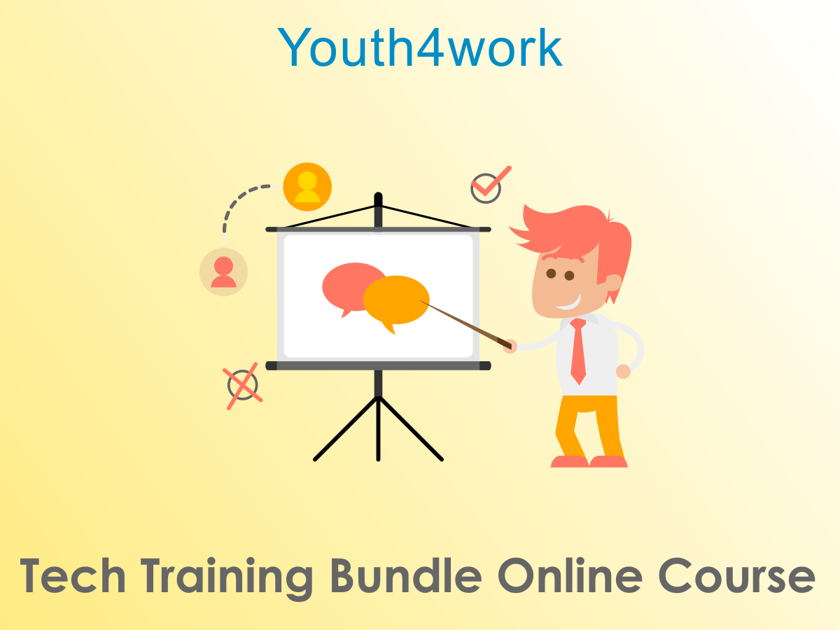 Tech Training Bundle over 800 courses