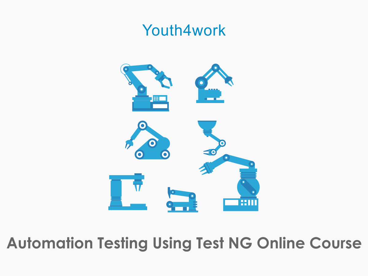 Automation Testing Using Test NG Online Course