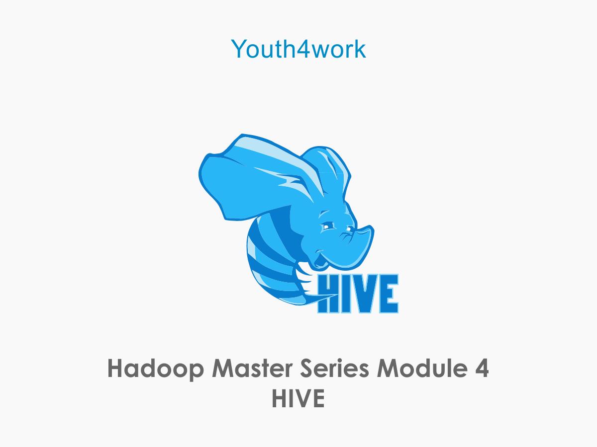 Hadoop Master Series Module 4