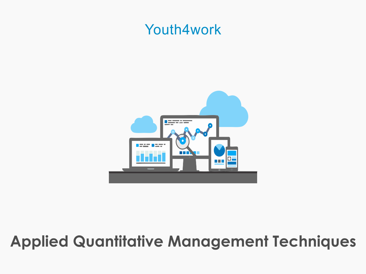 Applied Quantitative Management Techniques