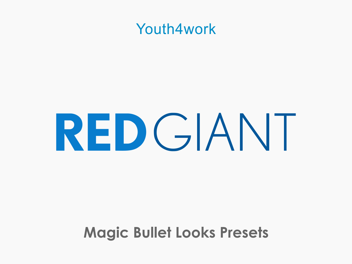 Magic Bullet Looks Presets