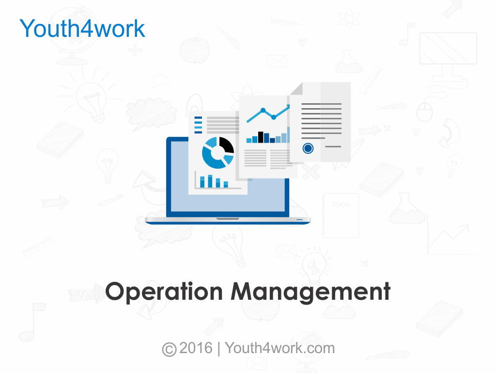 Learn Operation Management