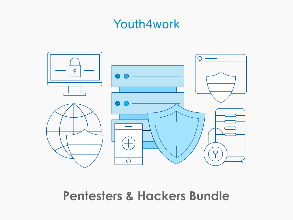 Pentesters and Hackers Bundle