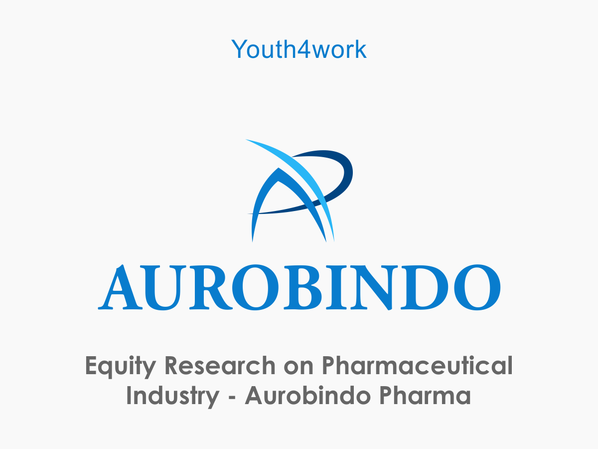 Equity Research on Pharmaceutical