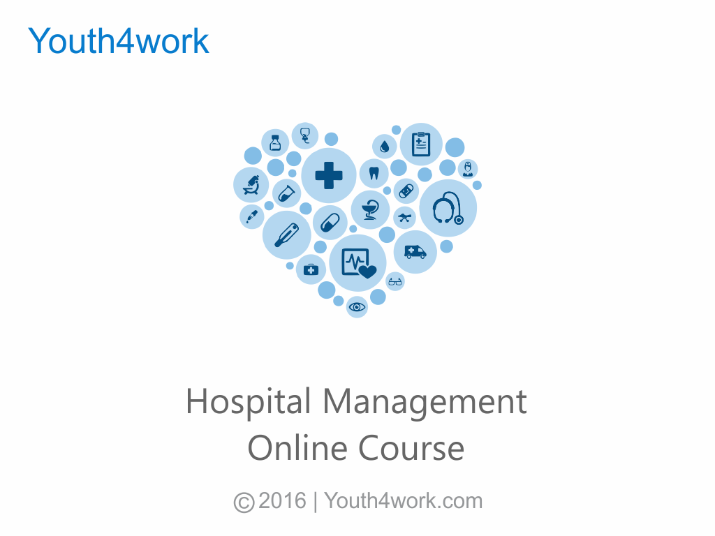 Hospital Management Online Course