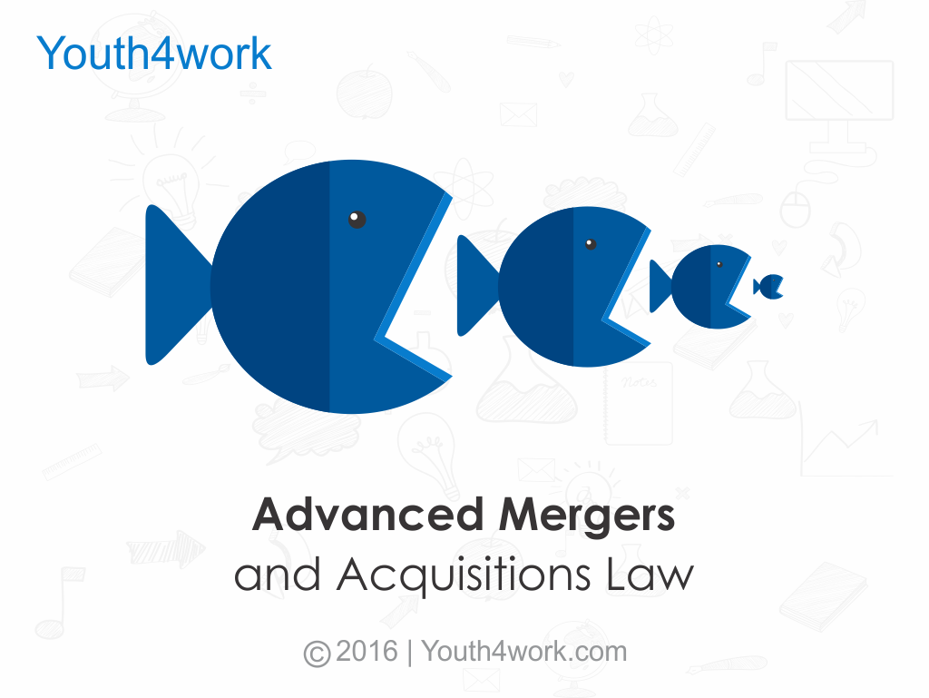 Advanced Mergers and Acquisitions Law