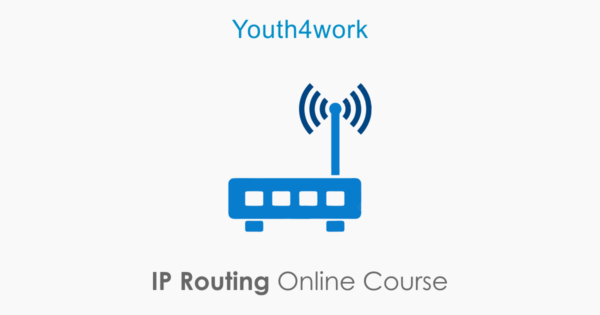 IP Routing Online Course